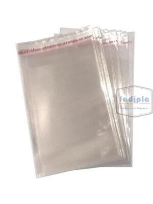 bolsa Sellado lateral con adhesivo