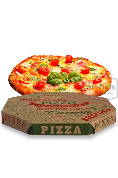 Caja para pizza pequeña