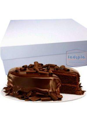 caja para torta