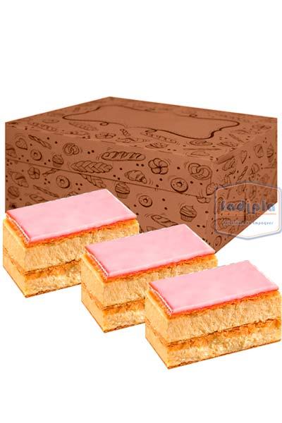 caja para tres dulces